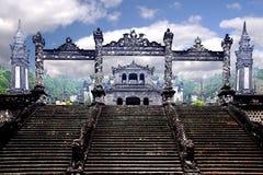 Túmulo de um rei. Fotos de Stock Royalty Free