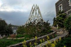 Túmulo do Rambam em Tiberias Foto de Stock Royalty Free