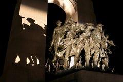 Túmulo do soldado desconhecido Imagem de Stock