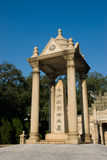 Túmulo dos Seventy-two mártir imagem de stock royalty free