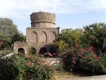 Túmulo inacabado de Mirza Nizamuddin Ahmed (151) Foto de Stock Royalty Free