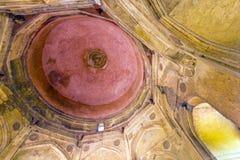 Túmulo interno dos potis de Dadi no jardim de Lodi Fotografia de Stock