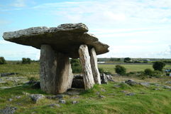 Túmulo megalítico   Imagem de Stock Royalty Free