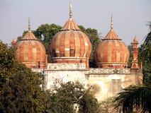 Túmulo Mosuqe de Humayun Fotografia de Stock