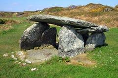 Túmulo portal foto de stock