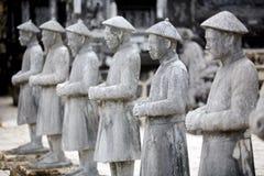 Túmulo real Vietnam fotografia de stock