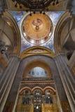 Túmulo Templo do senhor em Jerusalem Foto de Stock Royalty Free