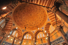 Túmulo/Turquia de Suleiman da sultão 1 do otomano Fotos de Stock Royalty Free