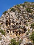 Túmulos antigos, parte dois Imagem de Stock Royalty Free