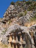 Túmulos antigos, parte quatro Foto de Stock Royalty Free