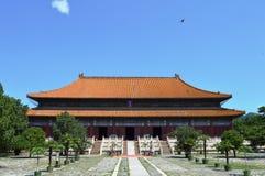 Túmulos de Ming fotos de stock