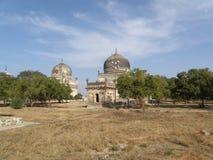 Túmulos dos reis de Qutb Shahi (154) Fotografia de Stock