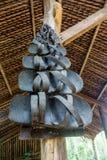 Túneis do qui do Cu, Vietnam Imagens de Stock Royalty Free