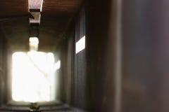 Túnel imagen de archivo libre de regalías