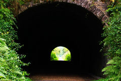 Túnel Imágenes de archivo libres de regalías