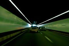 Túnel Fotografía de archivo libre de regalías