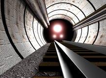 Túnel Fotografia de Stock