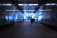 Túnel. Imagem de Stock Royalty Free