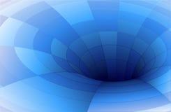 Túnel abstracto Fotografía de archivo libre de regalías