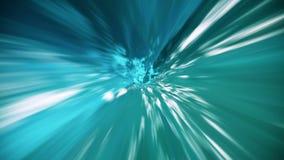 Túnel abstracto en color azul libre illustration