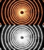 Túnel ardiente Imagen de archivo libre de regalías