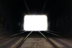 Túnel bajo el puente imágenes de archivo libres de regalías