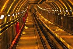 Túnel-beyoglu Imágenes de archivo libres de regalías