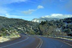 Túnel Canyon Road Imagen de archivo