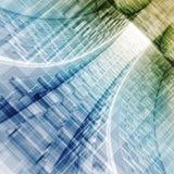 Túnel coloreado futurista libre illustration