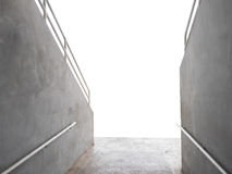 Túnel da arena Fotos de Stock