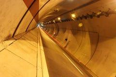 Túnel da estrada Imagem de Stock
