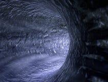 Túnel de agua abstracto Foto de archivo