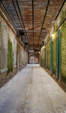 Túnel de Alcatraz Foto de archivo