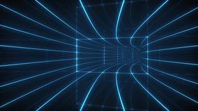 Túnel de Digitas vídeos de arquivo