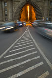 Túnel de Hegyalja Fotos de Stock Royalty Free