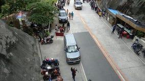Túnel de Kaybiang de Filipinas Imagenes de archivo