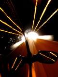 Túnel de la autopista Fotografía de archivo libre de regalías