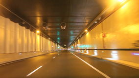 Túnel de la carretera