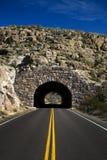 Túnel de la carretera Fotografía de archivo