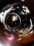 Túnel de la cerveza Imagen de archivo libre de regalías