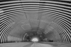 Túnel de la ciudad Foto de archivo