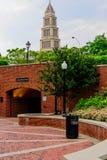 Túnel de la estación de la calle del rey Fotos de archivo libres de regalías