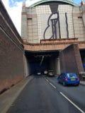 Túnel de Limehouse imagens de stock royalty free