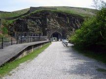 Túnel de Woodhead Imagen de archivo