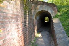Túnel del acercamiento de Thayer Fotos de archivo libres de regalías