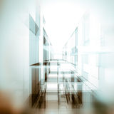 Túnel del arquitecto libre illustration