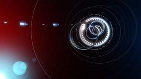 Túnel del espacio de VJ libre illustration