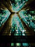 Túnel del mosaico. Fotos de archivo libres de regalías