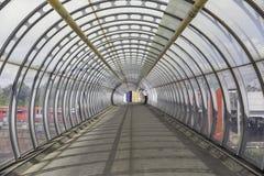 Túnel del puente Fotos de archivo libres de regalías