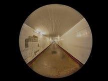 Túnel 2 del subterráneo Fotografía de archivo